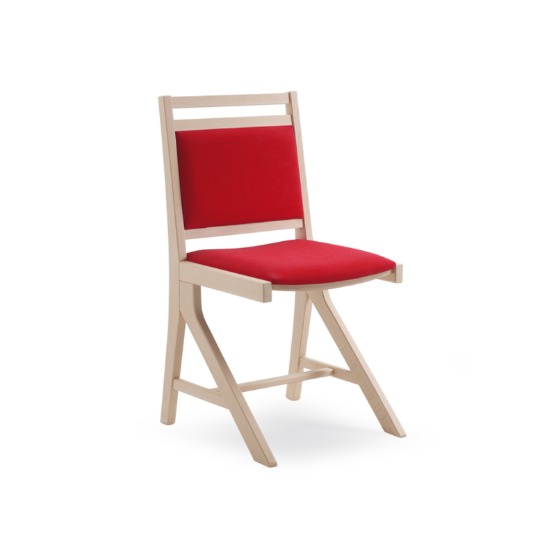 Leaning chair for table 201_KS
