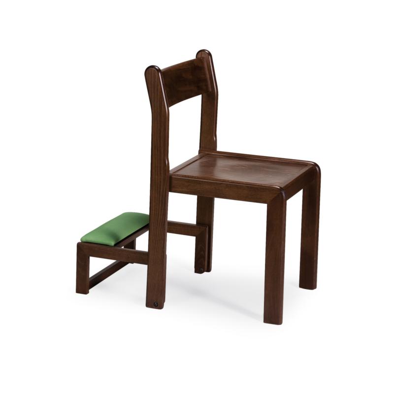 Sedia con fusto in faggio massello 230_0LI
