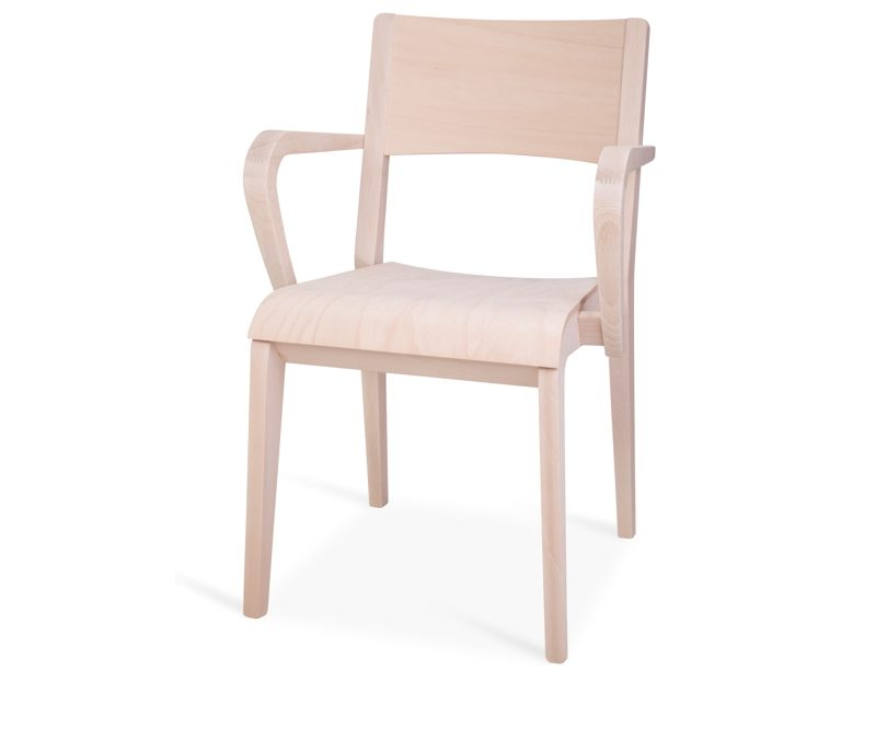 Stacking armchair 259_1L