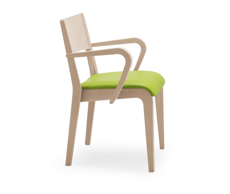 Stacking armchair 259_1SS