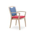 Stacking armchair 266_1S