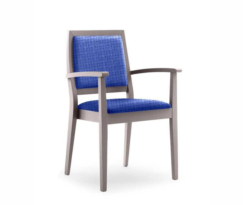 Stacking armchair 269_1S