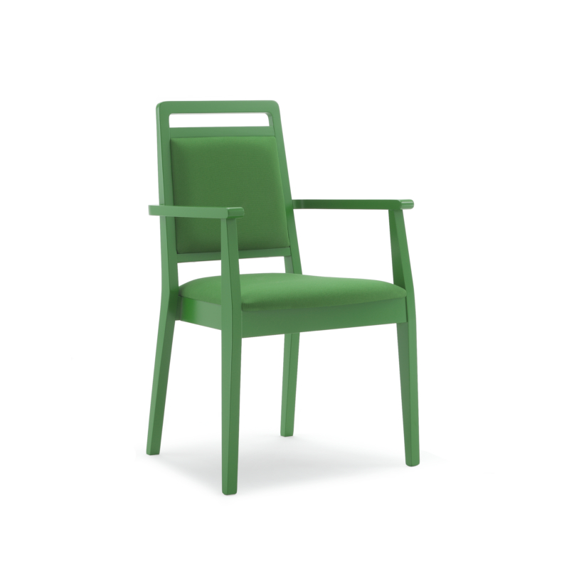 Stacking armchair 270_1S