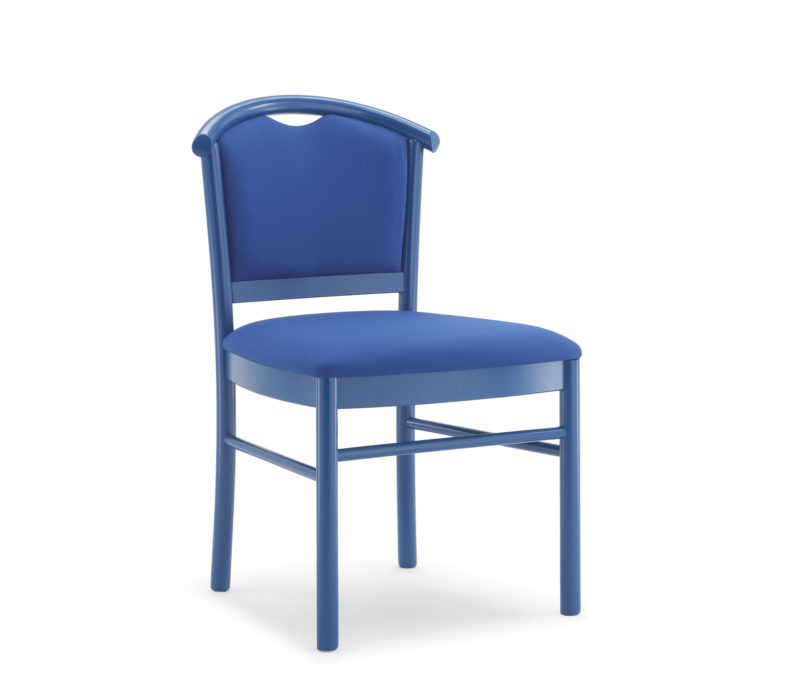 Sedia con sedile debordante 835_M